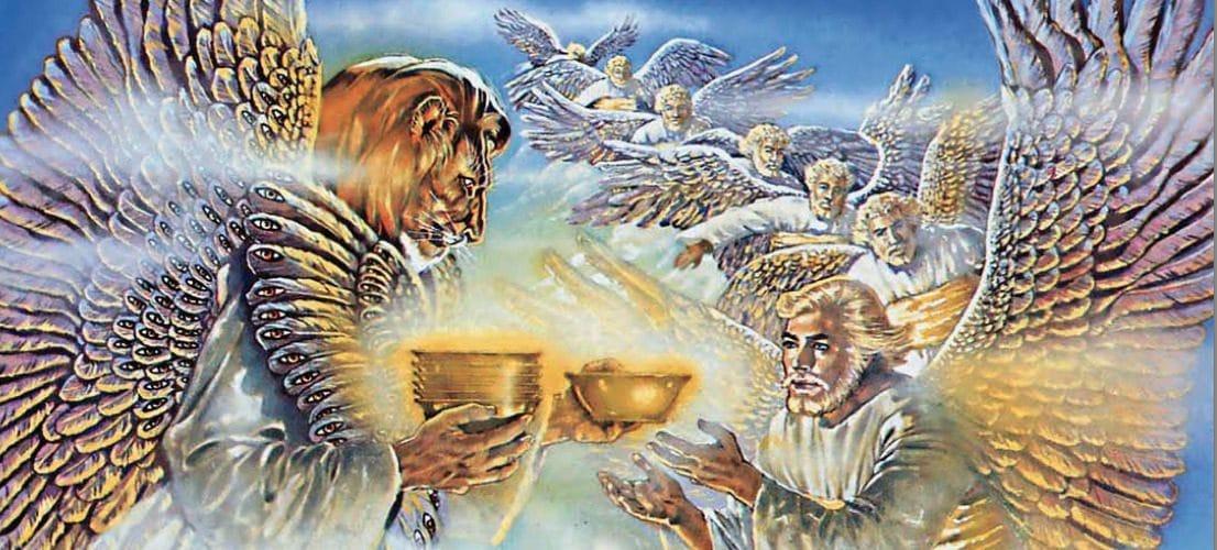 Revelation Chapter 15 The Seven Plagues 1