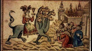 Revelation Chapter 17a Religious Babylon 7
