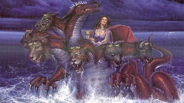 Revelation Chapter 17b Mystery Religion 6