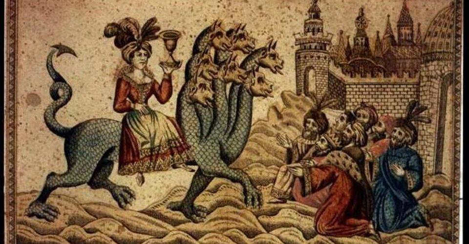 Revelation Chapter 17a Religious Babylon 1