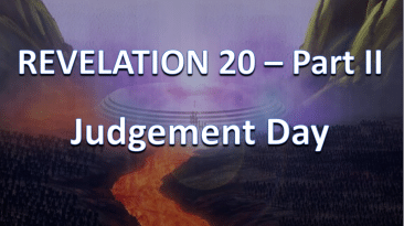 Revelation Chapter 20B - Final Judgement 3